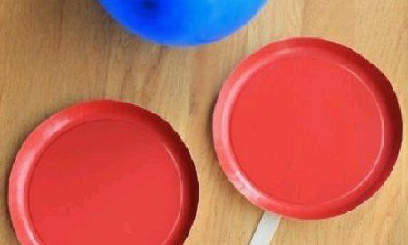 Çocuklar için Oyuncak Tenis Raketi Yapımı