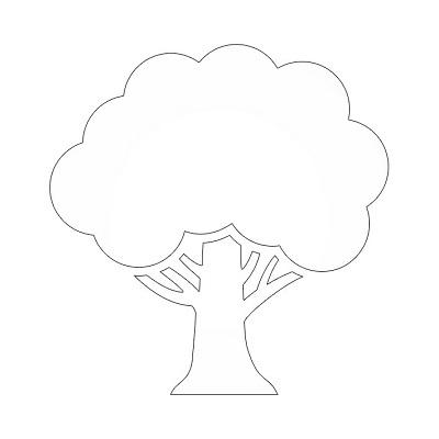 Ağaç Şablonları-1
