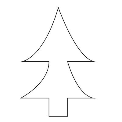 Ağaç Şablonları-11