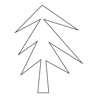 Ağaç Şablonları-12