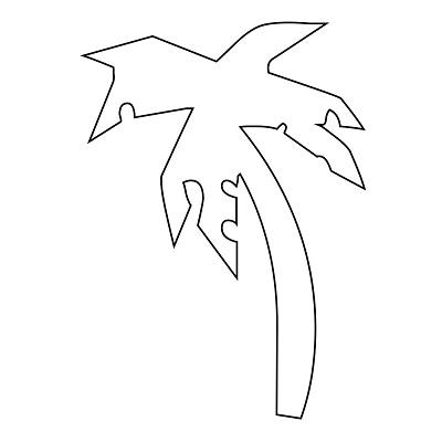 Ağaç Şablonları-3