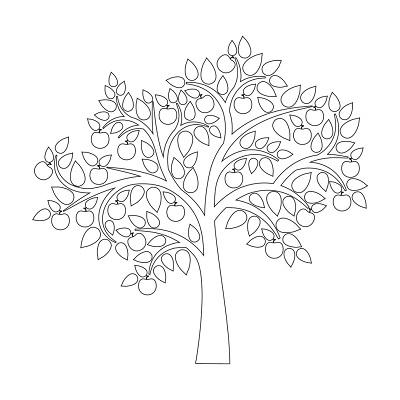 Ağaç Şablonları-6