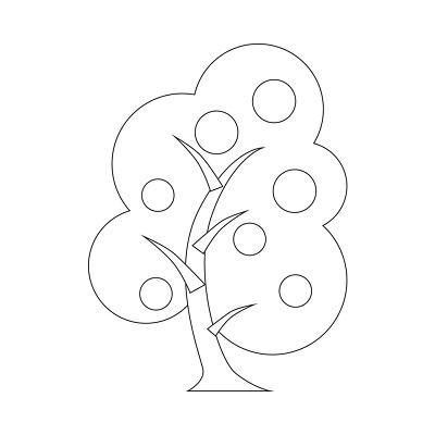 Ağaç Şablonları-7