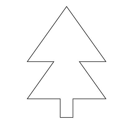 Ağaç Şablonları-8