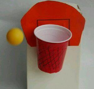 Oyuncak Basketbol Potası Yapımı