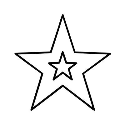 Yıldız Şablonu-10