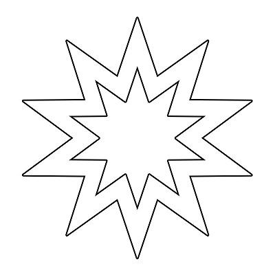 Yıldız Şablonu-11