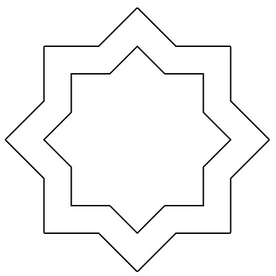 Yıldız Şablonu-12
