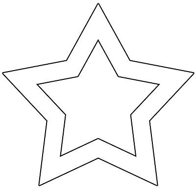 Yıldız Şablonu-13