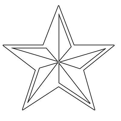 Yıldız Şablonu-14