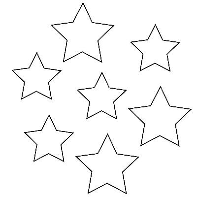 Yıldız Şablonu-15