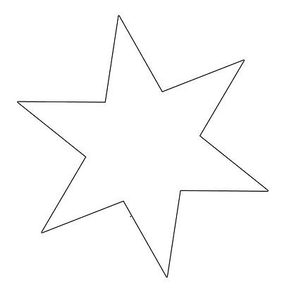 Yıldız Şablonu-3