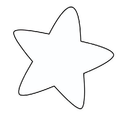Yıldız Şablonu-7
