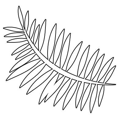 Yaprak Şablonu-10