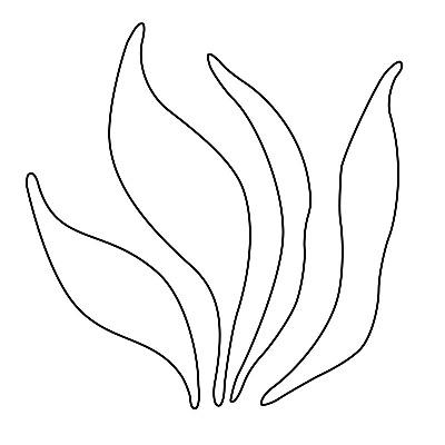 Yaprak Şablonu-15