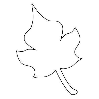 Yaprak Şablonu-2