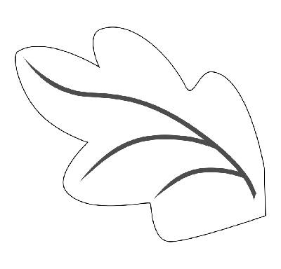 Yaprak Şablonu-4