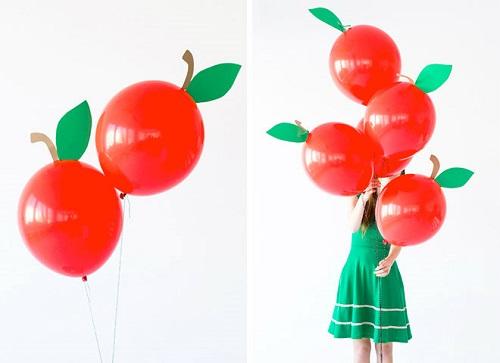 Balondan Kiraz Yapımı