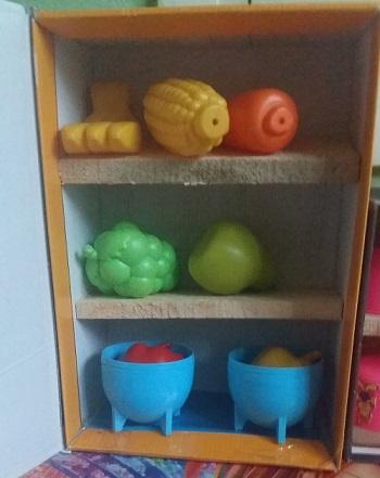 Kartondan Buzdolabı