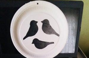 Kuşlu Kapı Süsü Yapımı