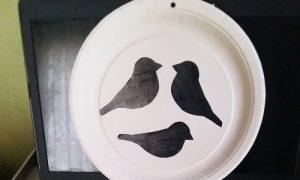 Kuşlu Kapı Süsü Yapımı Videolu Anlatım