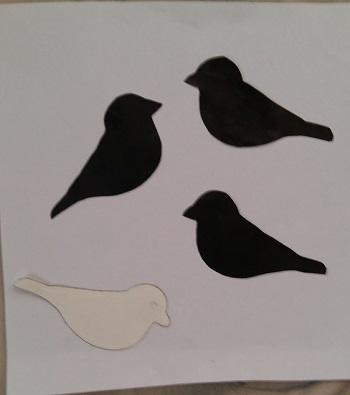 Kuşlu Pano Yapımı Resimli Anlatım-1