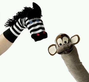 Çorap Kukla Yapımı