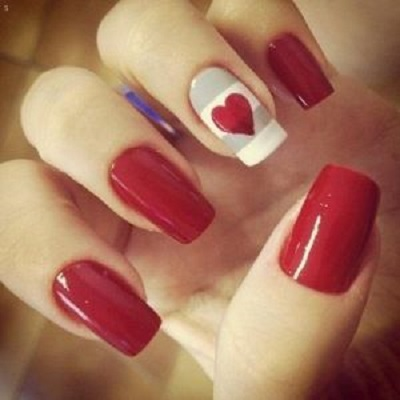 Kalpli Nail Art Yapımı