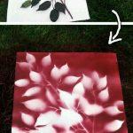 Yaprak Baskısı Yapımı