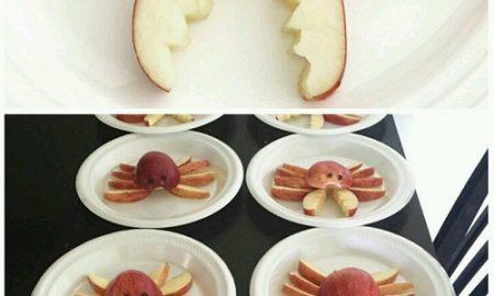 Elmadan Nasıl Yengeç Yapılır