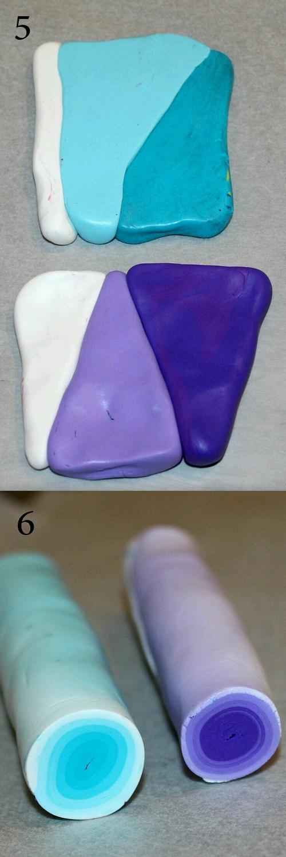 Fimo Hamurunda Renkler Nasıl Karıştırılır