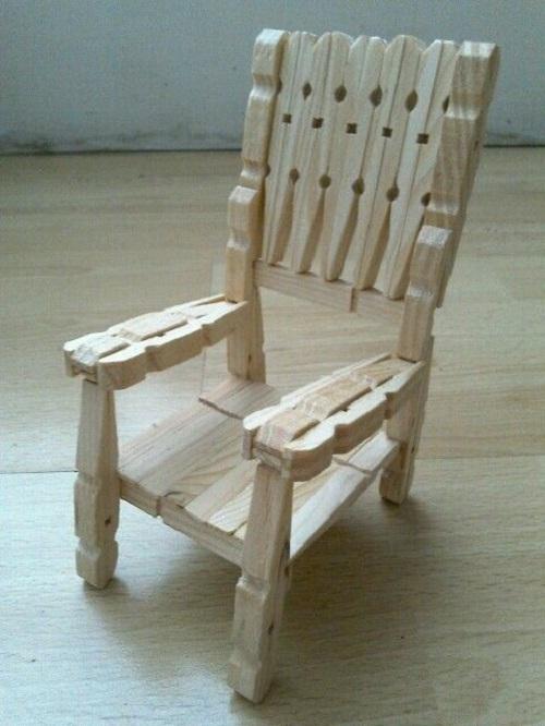 Mandaldan Sandalye Yapımı