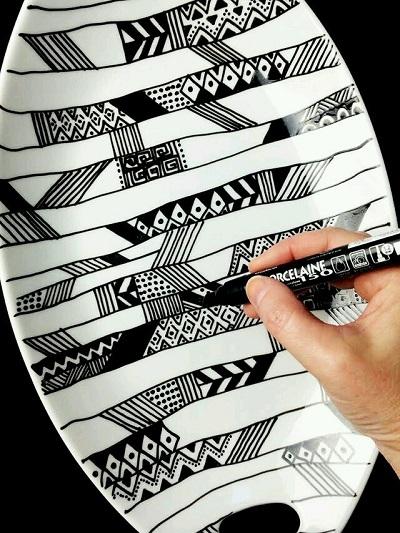 Porselen Nasıl Boyanır-2