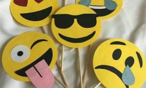 Çubuklu Emoji Yapımı