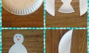 Kağıt Tabaktan Kuş Yapımı Resimli Anlatım
