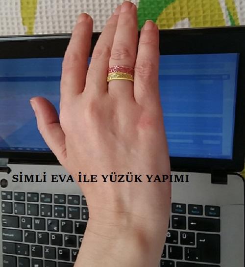 Simli Eva ile Yüzük Yapımı