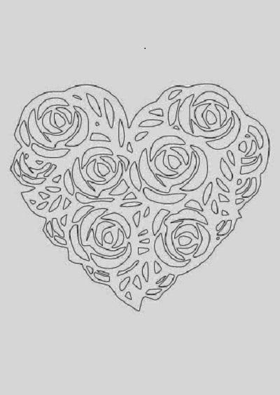 Kalp Şablonları-11