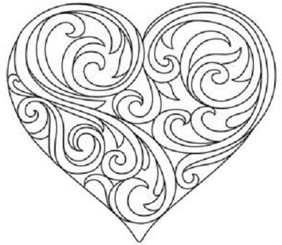 Kalp Şablonları-12