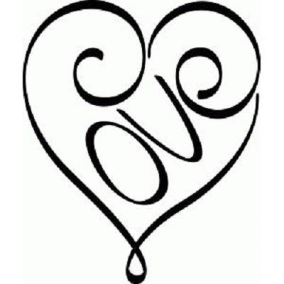 Kalp Şablonları-15