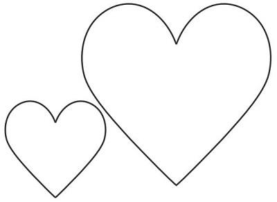 Kalp Şablonları-2