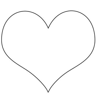 Kalp Şablonları-3