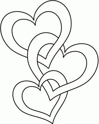 Kalp Şablonları-8