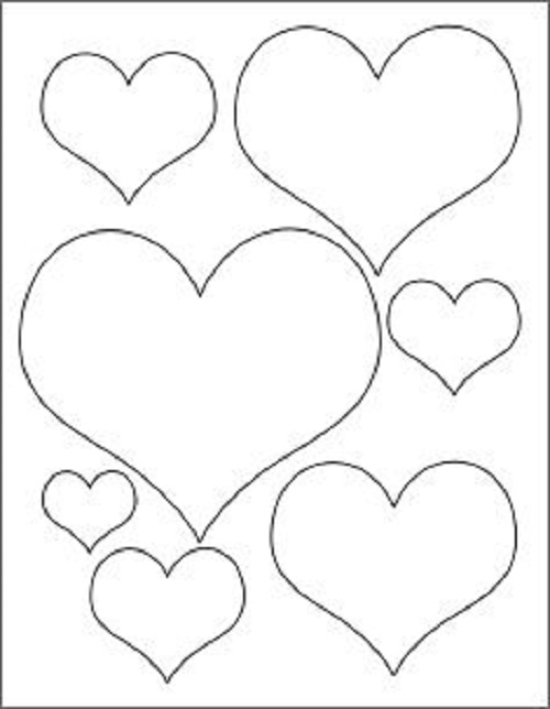 Kalp Şablonları
