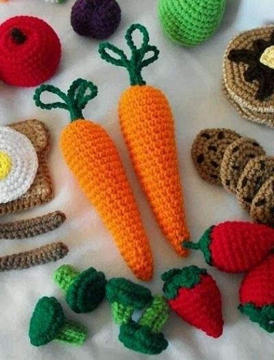 Sebze ve Meyve Modelleri-2