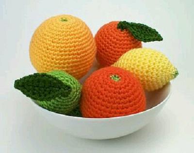Sebze ve Meyve Modelleri-3