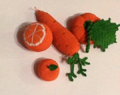 Sebze ve Meyve Modelleri-4