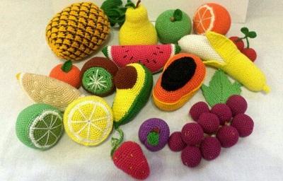 Sebze ve Meyve Modelleri-5