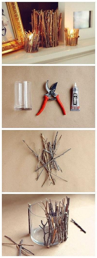 Dekoratif Mumluk Yapımı Resimli Anlatım