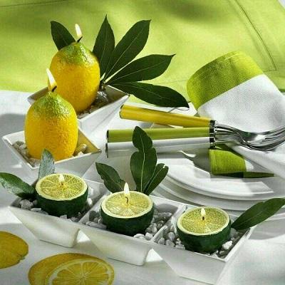 Limondan Mumluk