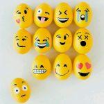 Sürpriz Yumurta Kabından Emoji Yapımı